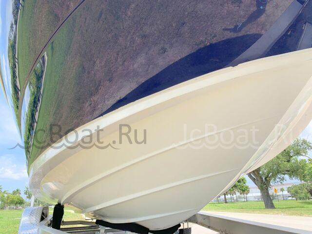 катер SEARAY SUNDECK 240 2007 года