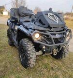 квадроцикл BRP OUTLANDER MAX 650 XMR купить по цене 80000 р. в Москве