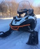 снегоход BRP LYNX ALPINE 1200 купить по цене 95000 р. в Москве