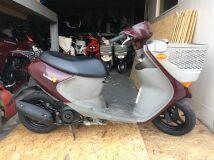 мопед SUZUKI LETS 4 BASKET CA43A-126269