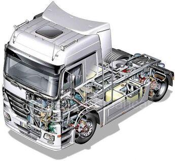 Продажа новых запчастей на грузовики и Спец технику во Владивостоке