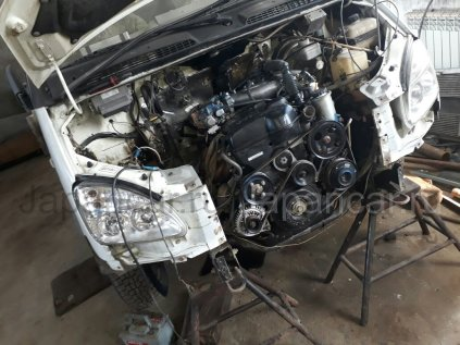 Установка двигателей на Газель 1jz,2jz,5vz. Кредит в Новосибирске в Новосибирске