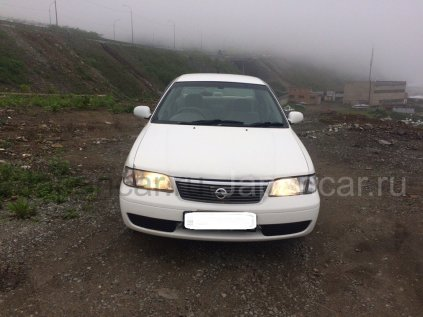 Сдам в прокат авто Nissan Sunny (2003 г. ) во Владивостоке во Владивостоке