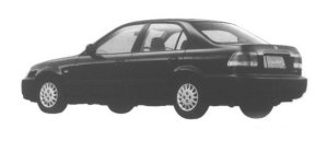 Honda Integra SJ LXi 1998 г.