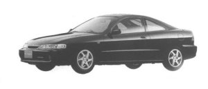 Honda Integra 3DOOR COUPE SiR 1998 г.