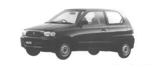 Suzuki Alto Sc 3DOOR 1998 г.