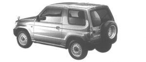 Mitsubishi Pajero Mini S 1998 г.