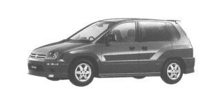 Mitsubishi RVR X2 1998 г.