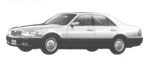 Nissan Cima 41LV 1998 г.