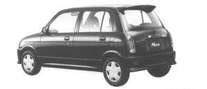 Daihatsu Mira CR 4WD 1998 г.