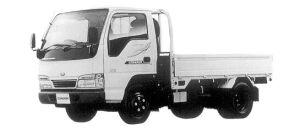Nissan Diesel Condor 20 4WD FULL SUPER LOW 1998 г.