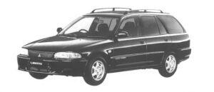 Mitsubishi Libero GT 4WD 1998 г.
