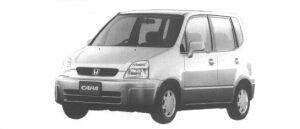 Honda Capa D TYPE 1998 г.