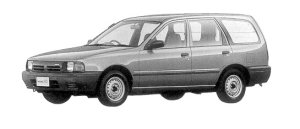 Nissan AD VAN 1500VE 1998 г.