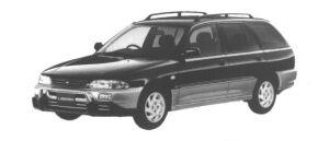 Mitsubishi Libero GREEN FIELD 1998 г.
