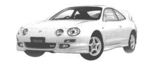 Toyota Celica SS-III 1998 г.