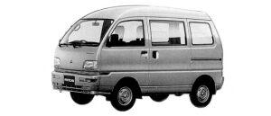 Mitsubishi Minicab VAN 2WD CL HIGH ROOF 1998 г.