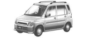 Mitsubishi Toppo X 1998 г.