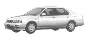 Nissan Bluebird 1.8SSS (NEO Di) 1998 г.