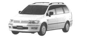 Mitsubishi Chariot GRANDIS MX 1998 г.