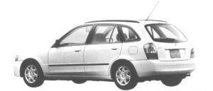 Mazda Familia S-WAGON S-4 1998 г.