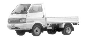 Nissan Vanette Truck 4WD SUPER LOW, DOUBLE TIRE GL GASOLINE 1998 г.