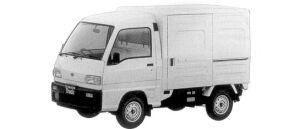 SUBARU SAMBAR TRUCK 1998 г.