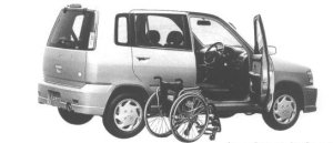 Nissan Cube  1998 г.