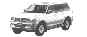 MITSUBISHI CHALLENGER 1998 г.