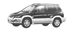 Mitsubishi RVR SPORTS GEAR X3 1998 г.