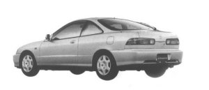 Honda Integra 3DOOR COUPE Xi-G 1998 г.