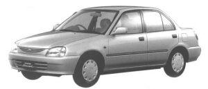 Daihatsu Charade SX 1998 г.