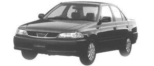 Toyota Carina SEDAN 1.5Ti 1998 г.