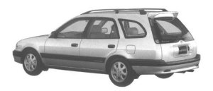 Toyota Sprinter Carib 1.6 2WD S TOURING 1998 г.