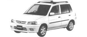 Mazda Demio GL-X 1998 г.
