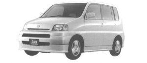 Honda S-MX LOWDOWN 1998 г.