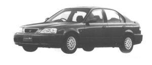 Honda Integra SJ VXi 1998 г.