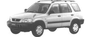 Honda CR-V  1998 г.