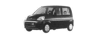 Honda Life G 2001 г.