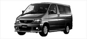 Mazda Bongo Friendee CITY RUNNER IV NormalRoof 8-seaters,FR 2003 г.