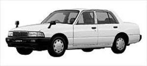 Nissan Crew E-L 2003 г.