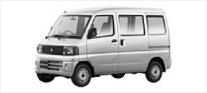 Mitsubishi Minicab VAN CL 2WD HIGH ROOF 2003 г.