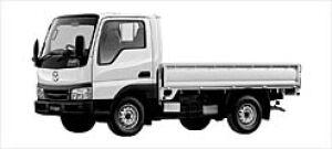 Mazda Titan DASH 2WD Single Wide&Low 2.0Gasoline DX 2003 г.