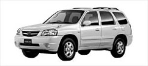 Mazda Tribute LX G-Package 4WD 2000 DOHC 2003 г.