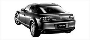 Mazda RX-8 5MT 2003 г.