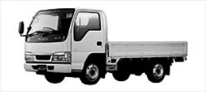 Isuzu Elf 4WD 1.5t FLAT LOW, STANDARD BODY 2003 г.