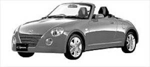 Daihatsu Copen Active Top  2WD 2003 г.