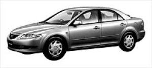 Mazda Atenza SEDAN 20C 2003 г.