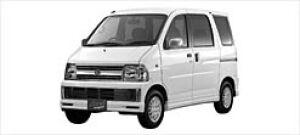 Daihatsu Atrai WAGON CUSTOM TURBO 2WD 2003 г.