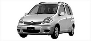 Toyota Funcargo FF G 2003 г.